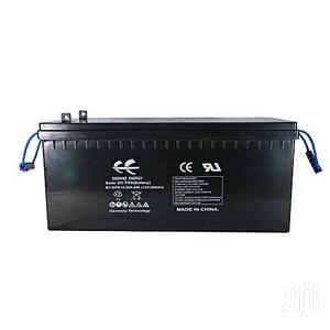 Ee12v 200ah Solar Storage Battery