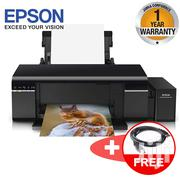 Epson L805 Hi-Speed Wireless Ink Tank Colour Quality Photo Printer | Computer Accessories  for sale in Central Region, Kampala