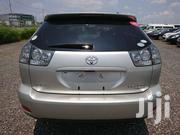 New Toyota Harrier 2007 Silver   Cars for sale in Central Region, Kampala