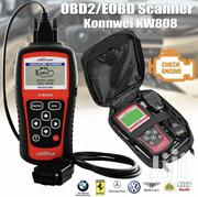 Universal Car Engine Fault Code Reader OBD2 EOBD | Vehicle Parts & Accessories for sale in Central Region, Mukono