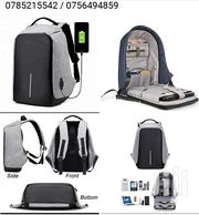 Anti Theft Laptop Bag With USB Charger | Bags for sale in Central Region, Kampala