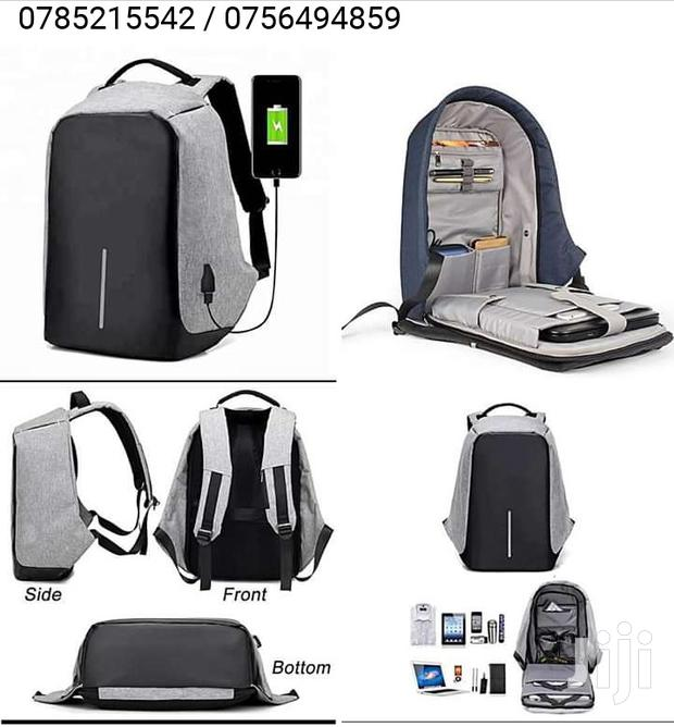 Archive: Anti Theft Laptop Bag With USB Charger
