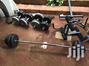 Gym Weights Plastics From UK | Tools & Accessories for sale in Central Region, Kampala