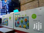 Hisense Smart LED Digital/Satellite Flat Screen TV 43 Inches | TV & DVD Equipment for sale in Central Region, Kampala