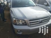 New Toyota Kluger 2005 Silver | Cars for sale in Central Region, Kampala