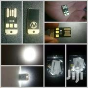 Smallest Portable Pluggable USB LED Card Night Light Lamp | Clothing Accessories for sale in Central Region, Kampala