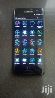 Samsung Galaxy S7 Edge Black 32Gb | Mobile Phones for sale in Central Region, Kampala