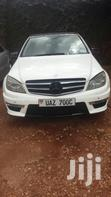 Mercedes-Benz C200 2008 White | Cars for sale in Kampala, Central Region, Nigeria