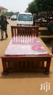 Bed 4by6 With Mattress | Furniture for sale in Central Region, Kampala