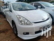Toyota Wish 2004 White | Cars for sale in Central Region, Kampala