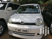 Toyota Sienta 2002 White | Cars for sale in Central Region, Kampala
