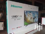Hisense UHD 4k Smart TV 55 Inches | TV & DVD Equipment for sale in Central Region, Kampala