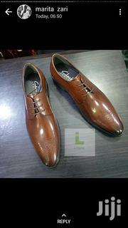 Clarks Mens Leather Gentle Shoes | Shoes for sale in Central Region, Kampala