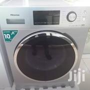 10kg Hisense Front Loading Washing Machine | Home Appliances for sale in Central Region, Kampala