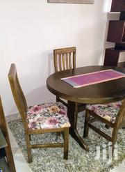 Brown Four Seater Dining Table | Furniture for sale in Central Region, Kampala