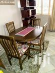 Brown Four Seater Dining Table   Furniture for sale in Kampala, Central Region, Nigeria