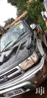 Toyota Land Cruiser 2004 100 4.2 TD White | Cars for sale in Central Region, Kampala