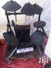 Electric Drum Set + Bass Speaker | Audio & Music Equipment for sale in Central Region, Kalangala