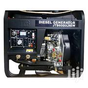 JTB6000LHEW 7KVA Diesel Welding Generator - Black | Electrical Equipments for sale in Central Region, Kampala