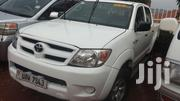 Toyota Hilux 2008 3.0 D-4D Double Cab White | Cars for sale in Central Region, Kampala