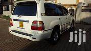 Toyota Land Cruiser 2003 HDJ 100 White | Cars for sale in Central Region, Kampala
