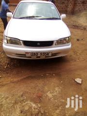 Toyota Corolla 2004 1.4 White | Cars for sale in Central Region, Kampala