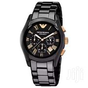 Empolio Armani Scratch Proof And Non Fading Men's Watch | Watches for sale in Central Region, Kampala