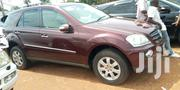 Mercedes-Benz M Class 2006 Red | Cars for sale in Central Region, Kampala