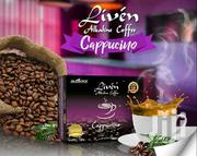 Cappuccino LIVEN Alkaline Coffee | Vitamins & Supplements for sale in Central Region, Kampala