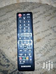Samsung Remote For Home Theatre Dvds | TV & DVD Equipment for sale in Central Region, Kampala