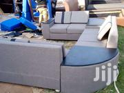 Dark Grew U Shaped 7 | Furniture for sale in Central Region, Kampala