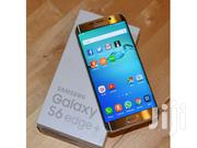 Samsung Galaxy S6 Edge Plus Gold 32 GB | Mobile Phones for sale in Central Region, Kampala
