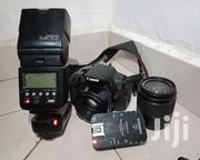 Canon Rebel T5i (700d) With Speedlight,50mm,And 18-55mm | Cameras, Video Cameras & Accessories for sale in Central Region, Kampala