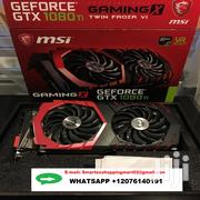 MSI Geforce GTX 1050 Ti 4GT OC Graphics Card | Computer Hardware for sale in Western Region, Kisoro