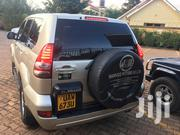 Toyota Land Cruiser Prado 2006 Gold | Cars for sale in Central Region, Kampala