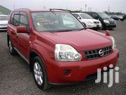 Nissan X-Trail 2007 2.5 4x4 SE Automatic Red | Cars for sale in Central Region, Kampala