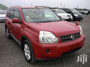 Nissan X-Trail 2007 2.5 4x4 SE Automatic Red