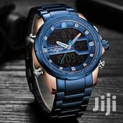 Blue Gold Dual Watch | Watches for sale in Central Region, Kampala