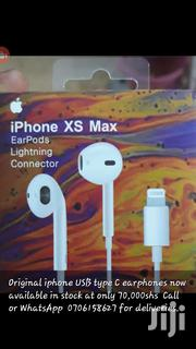 iPhone USB Type C Earphones | Accessories for Mobile Phones & Tablets for sale in Central Region, Kampala