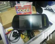 Double Double Monitor And A Camera For Cars | Vehicle Parts & Accessories for sale in Central Region, Kampala