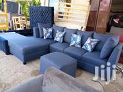 Sofa Set Is Available | Furniture for sale in Central Region, Kampala