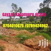 Gayaza Kabanyoro Plots on Sale at 35m With 5bags of Cement Free | Land & Plots For Sale for sale in Central Region, Mukono