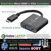 MACBOOK Micro HDMI To VGA Conv | Laptops & Computers for sale in Western Region, Kisoro