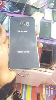 Samsung Galaxy S6 Edge Plus Blue 32 GB Slight Invisible Crack | Mobile Phones for sale in Central Region, Kampala