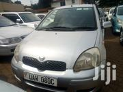 Toyota Vitz 2002 Silver | Cars for sale in Central Region, Kampala