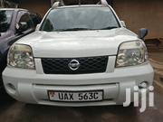 Nissan X-Trail 2002 White   Cars for sale in Central Region, Kampala