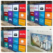 Hisense TV Smart 4k Led 55 Inches | TV & DVD Equipment for sale in Central Region, Kampala