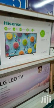 Hisense Led Smart Digital Satelite Full Hd Slim Flat Tv 43 Inches | TV & DVD Equipment for sale in Central Region, Kampala