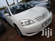 Toyota Allex 2003 White   Cars for sale in Central Region, Kampala