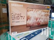 """49"""" Samsung Uhd Curved 4K 